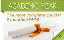 Academic year in Spain